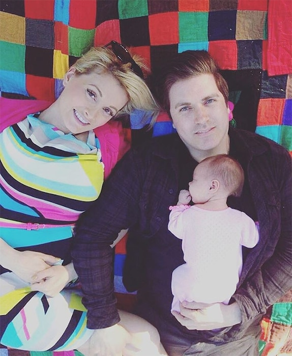 Holly Madison, Father's Day 2016, Instagram