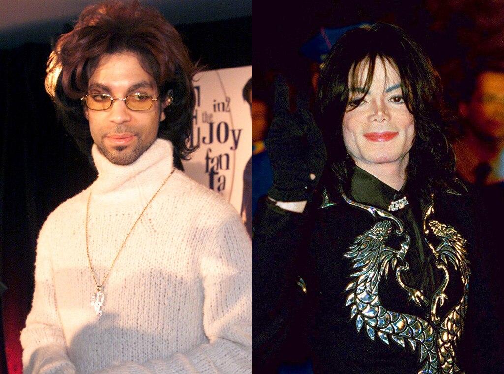 Prince, Michael Jackson, 2000