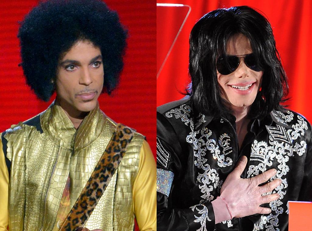 Prince, Michael Jackson, recent