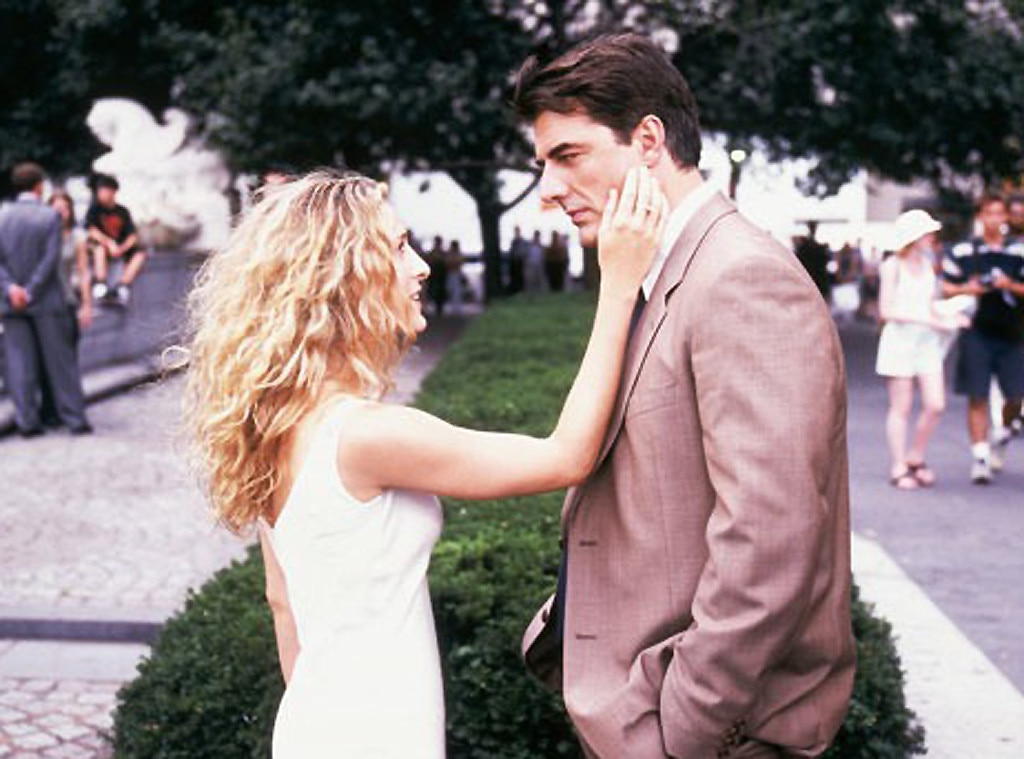 carrie bradshaw and mr big relationship