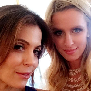 Bethenny Frankel, Nicky Hilton