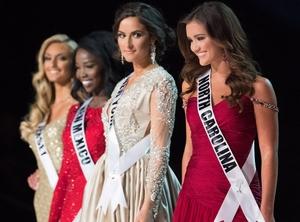 Miss USA 2016, Evening Gown