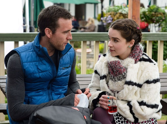 Matthew Lewis, Me Before You