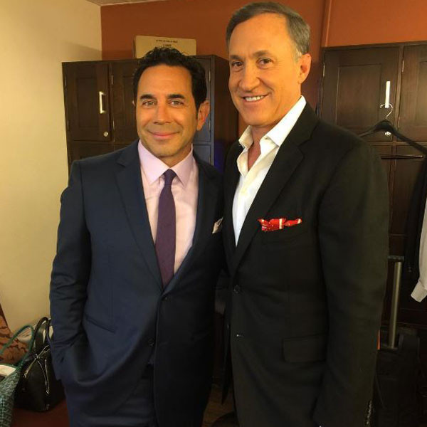 Paul Nassif, Terry Dubrow, Bromance, Instagram