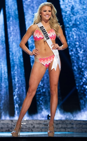 Miss USA 2016, Bikini, Miss Alabama