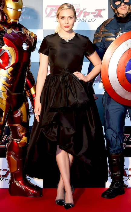 ESC: Dior, Elizabeth Olsen