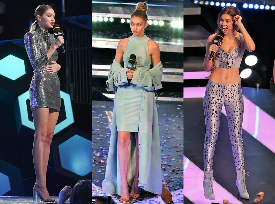 Gigi Hadid, Much Music Awards