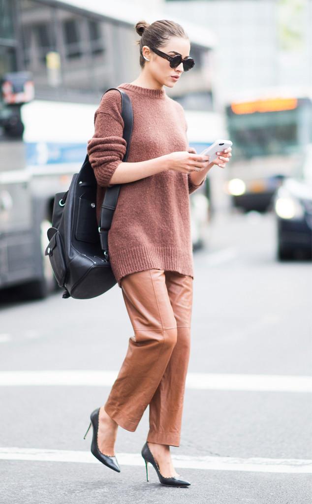 ESC: Olivia Culpo, Bags