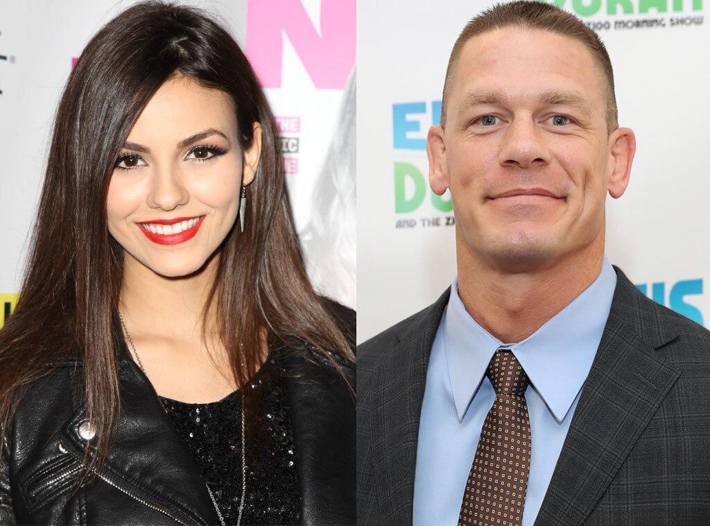 Victoria Justice, John Cena