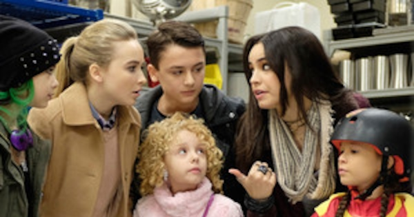 Has Disney Channel S Adventures In Babysitting Cast Even