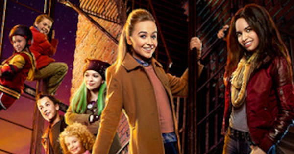 Adventures In Babysitting Bloopers Sabrina Carpenter And
