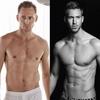 Tom Hiddleston, W Magazine, Calvin Harris, EMPORIO ARMANI, Underwear