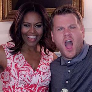 Michelle Obama, Snapchat