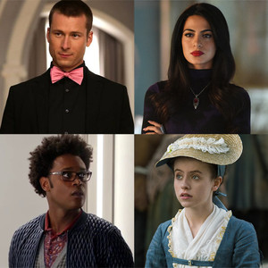 TV Awards, Glenn Powell, Scream Queens, Emeraude Toubia, Shadowhunters, Rosie Day, Outlander, Echo Kellum, Arrow
