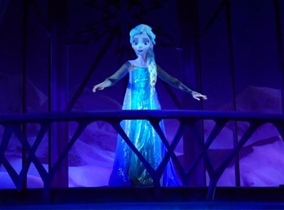 Frozen: Ever After, Disney World