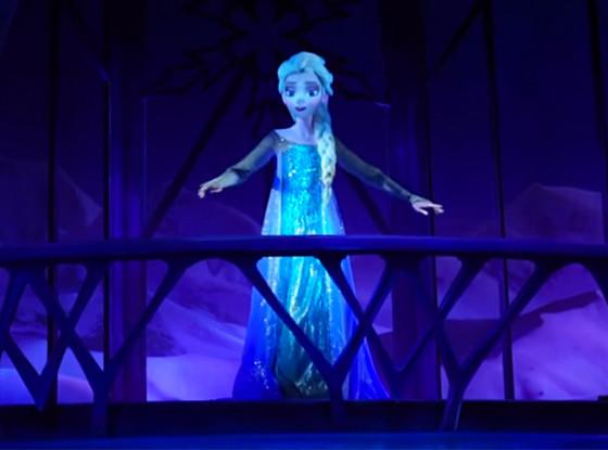 Frozen: Ever After, Disney World