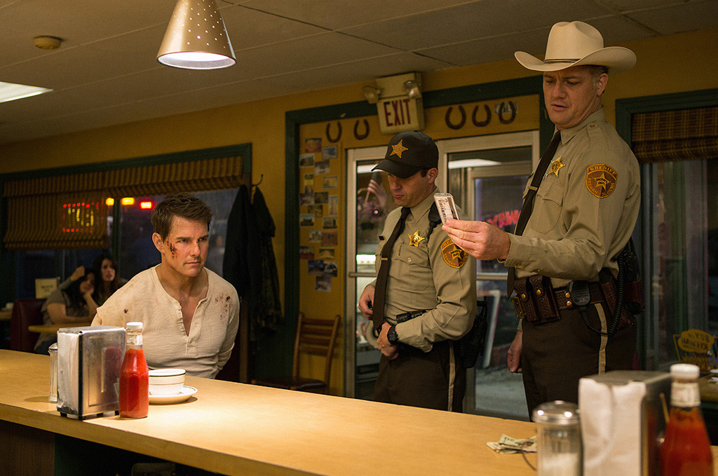 Jack Reacher Never Go Back, Tom Cruise