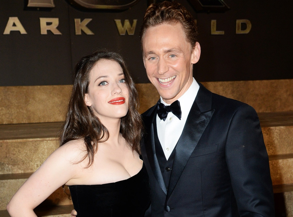 Kat Dennings, Tom, relationship