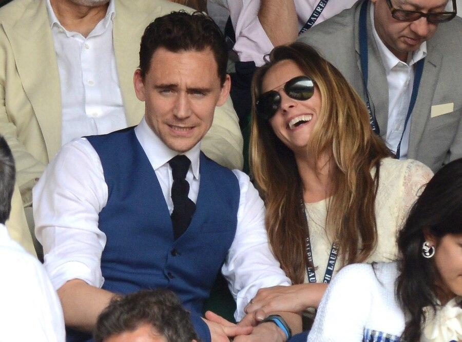 Tom Hiddleston, Jane Arthy