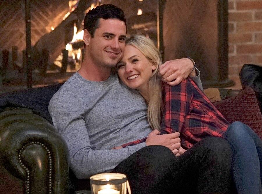 Ben and Lauren GIF