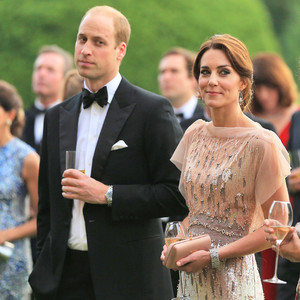 Prince William, Duchess Kate Middleton