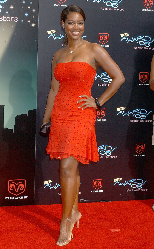 Kenya Moore, BET Awards 2006