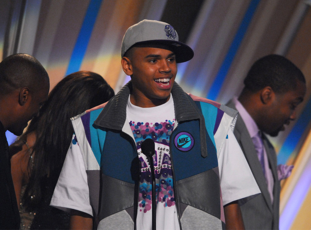 Chris Brown, BET Awards 2006