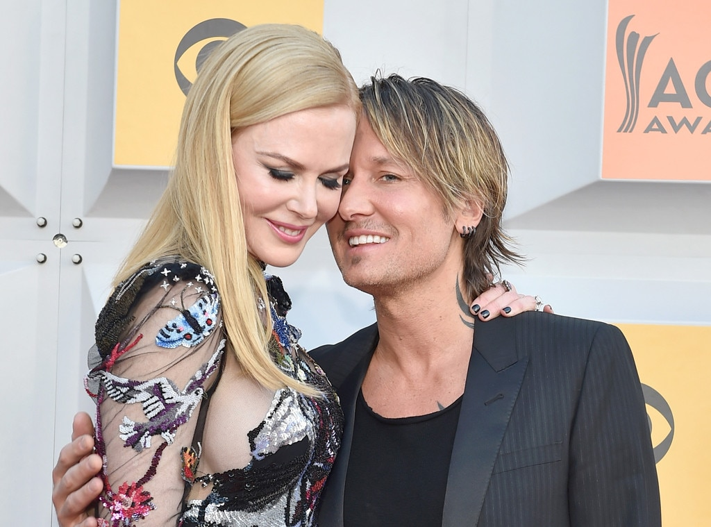 Keith Urban shares sexy series of anniversary pics with Nicole Kidman