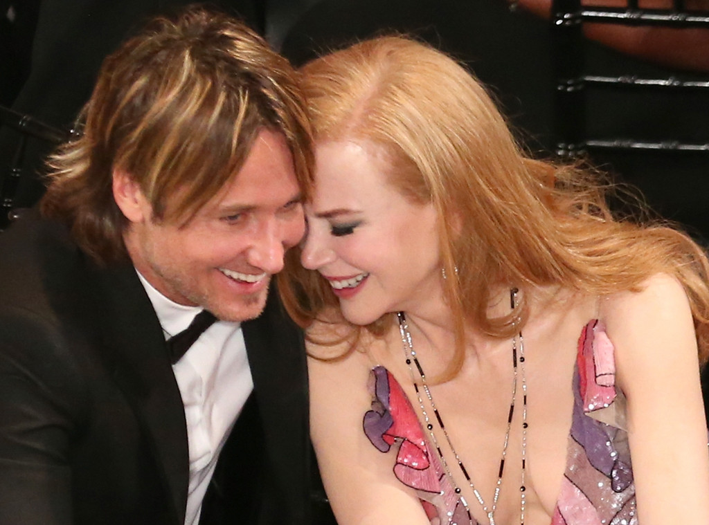 Keith Urban, Nicole Kidman, SAG Awards 2016, Candids