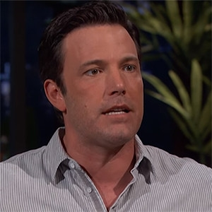 Ben Affleck, Any Given Wednesday
