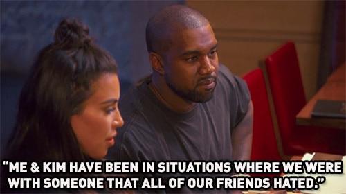 Kanye West, Kim Kardashian, KUWTK, KUWTK 1208