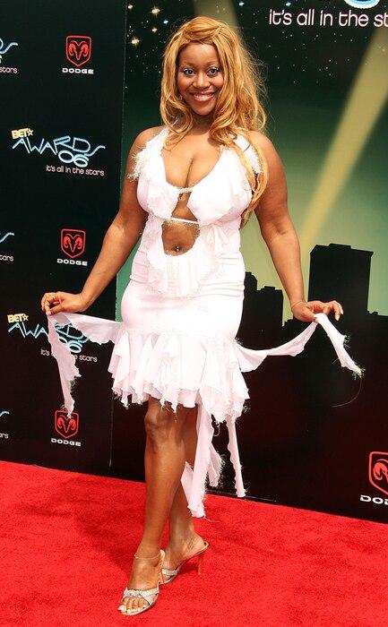 Hottie Schatar Taylor, BET Awards 2006