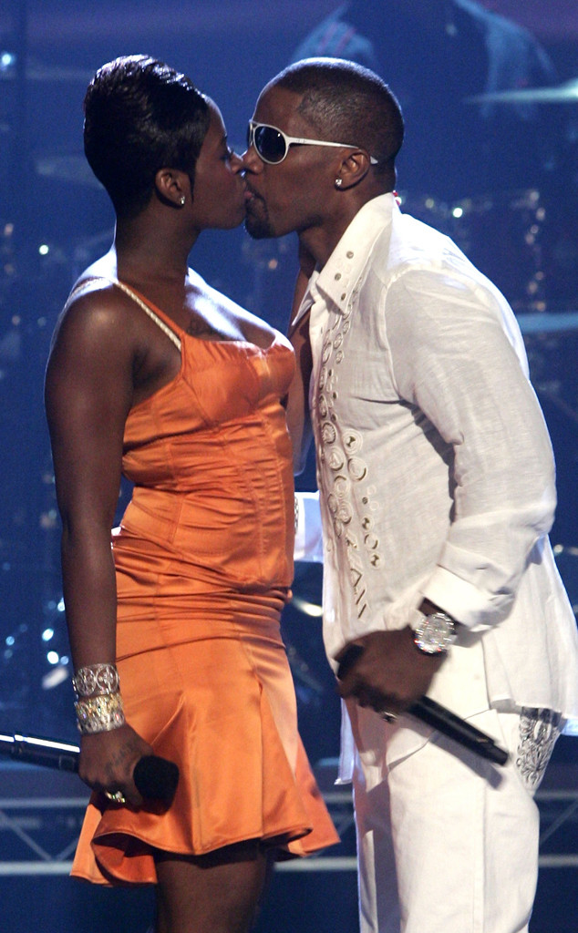 Fantasia Barrino, Jamie Foxx, BET Awards 2006