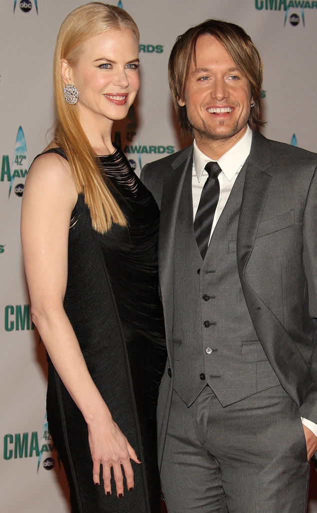 power couple from nicole kidman keith urban romance