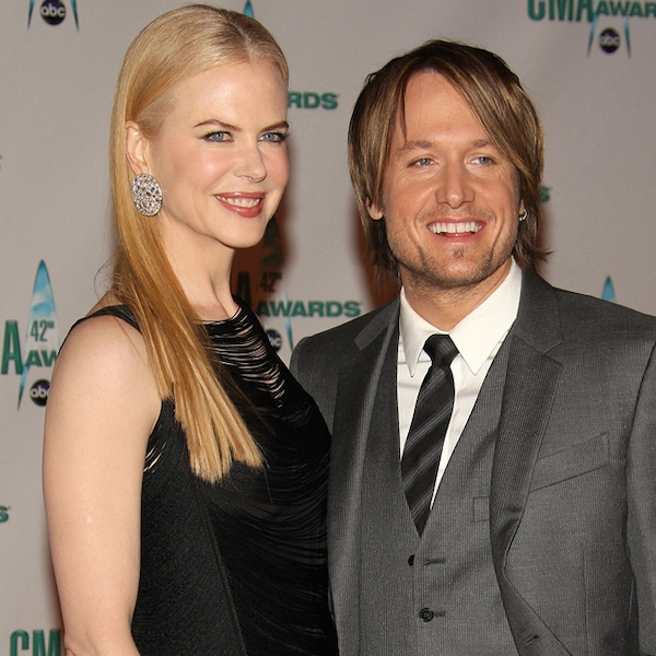 Relationship Advice From Keith Urban And Nicole Kidman: Power Couple From Nicole Kidman & Keith Urban: Romance