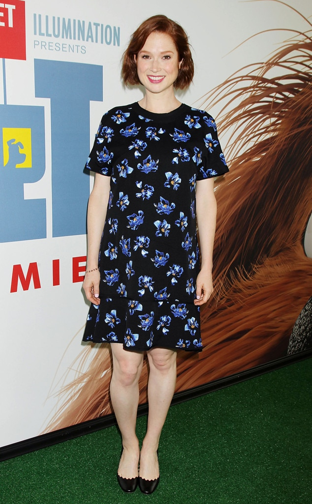 stars at the secret life of pets premiere photos