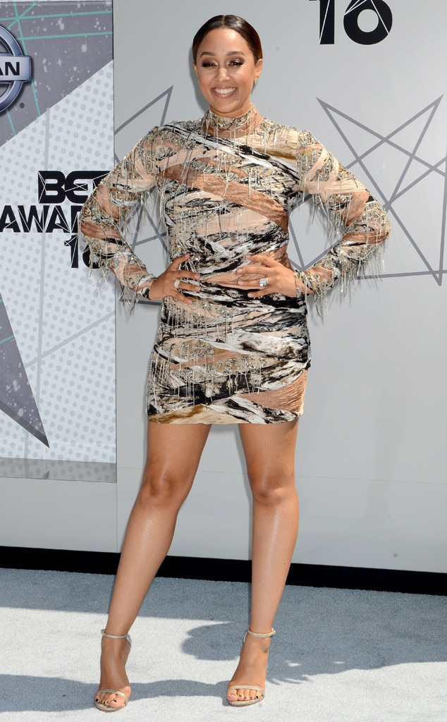 Tia Mowry, 2016 BET Awards