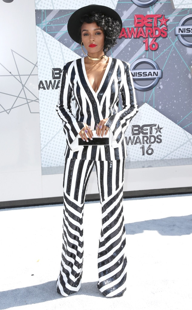 ESC: Janelle Monae, 2016 BET Awards