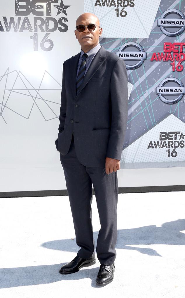 Samuel L. Jackson, 2016 BET Awards