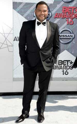 Anthony Anderson, 2016 BET Awards