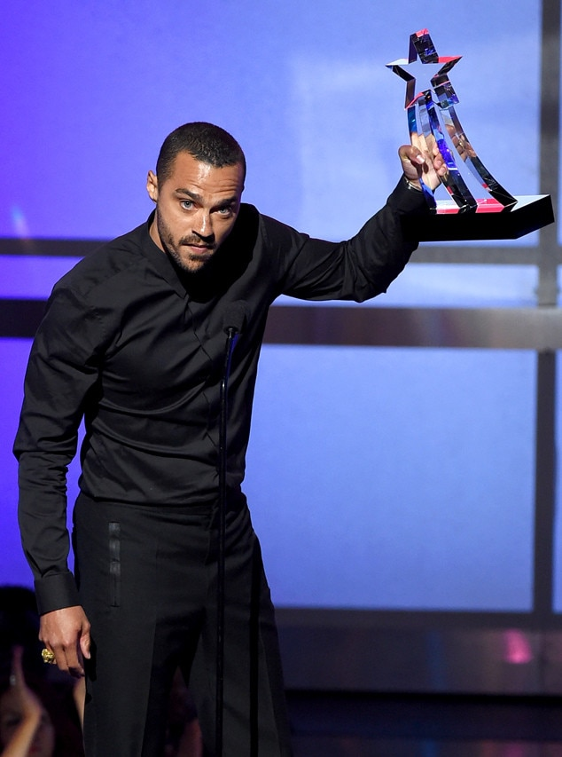 Jesse Williams, 2016 BET Awards, Winner of BET Humanitarian Award