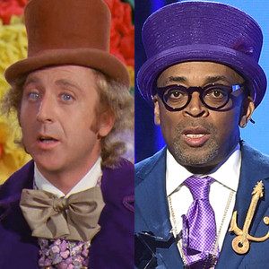 Willy Wonka, Spike Lee, BET Awards