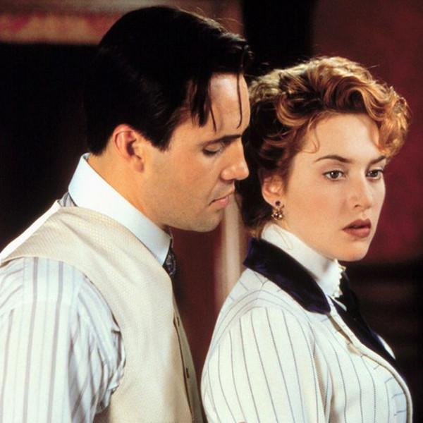 Billy Zane, Kate Winslet, Titanic