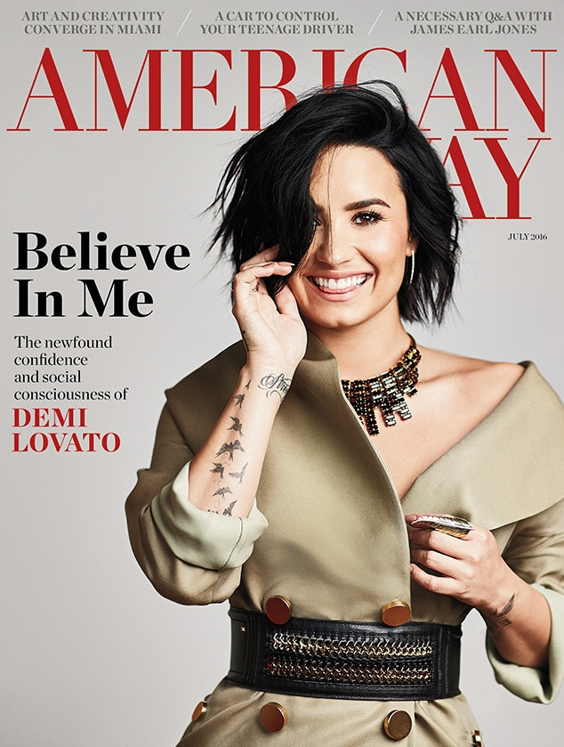 Demi Lovato, American Way