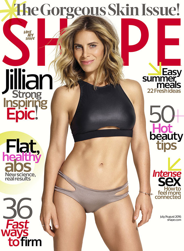 Jillian Michaels, Shape Magazine