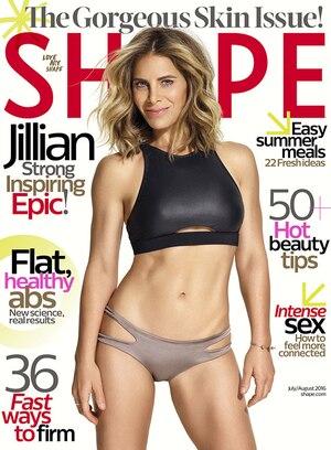 Jillian Michaels, Shape Magazine