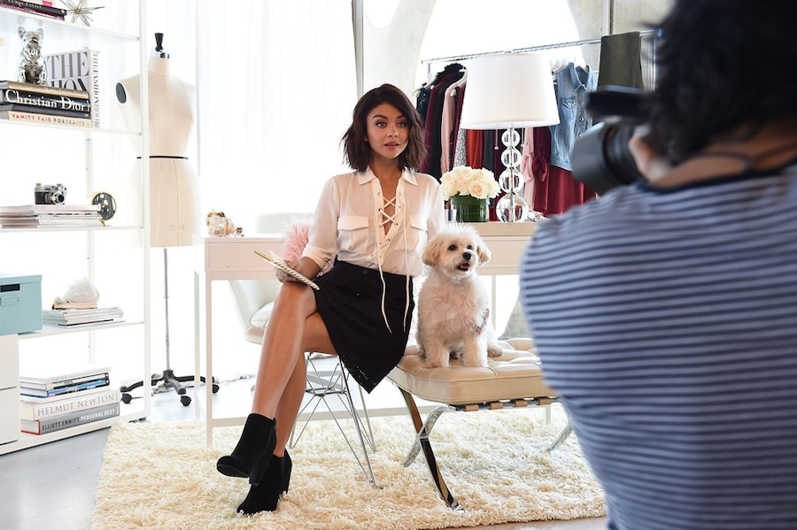 Sarah Hyland Candie's Campaign