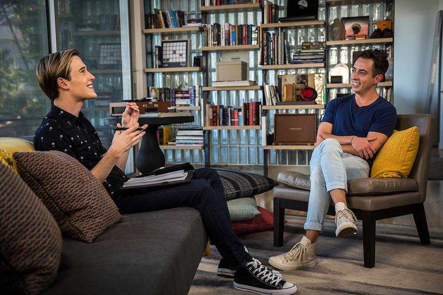 Hollywood Medium With Tyler Henry, Kevin McHale