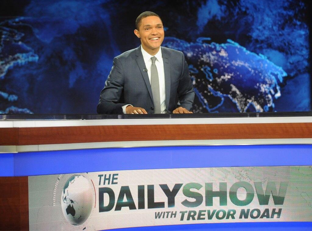 Trevor Noah, Daily Show