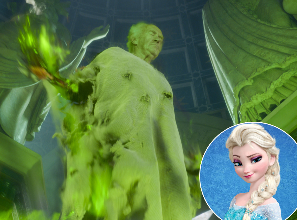 Game of Thrones, Elsa, Frozen